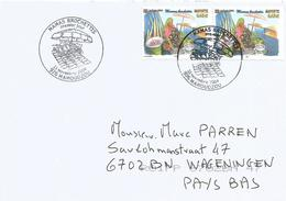 Mayotte 2004 Mamoudzou Barbeque Grill Brochettes Food FDC Cover - Covers & Documents