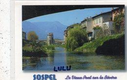 DEPT 06 : édit. Photoguy : Sospel Le Vieux Pont Sur La Bévéra - Sospel