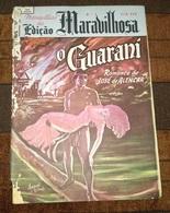 """Revista Banda Desenhada,comic Book Magazine, """"Maravilhas Da Edição Maravilhosa, O Guarani"""" Year - Cómics (otros Lenguas)"""