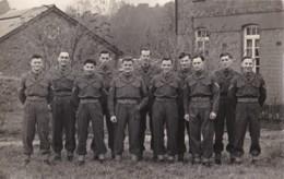 AS48 Photograph - Radio Operators, 4 Trg Bn, REME, 1954 - War, Military