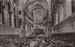 AS48 The Choir, Canterbury Cathedral - Canterbury