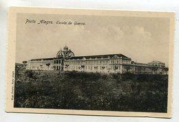 BRAZIL  - AK 355185 Porto Alegre - Escola De Guerra - Porto Alegre
