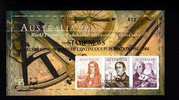 787970477 1999  SCOTT 1728D FIRST DAY CANCEL  -  EARLY NAVIGATORS GOLD OVPT STAMP NEWS ... - 1990-99 Elizabeth II