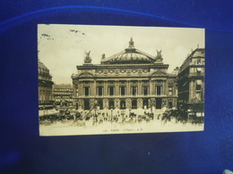 1910 PARIS OPERA  BON ETAT - Francia