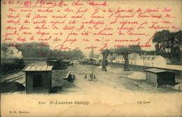 N°1978 RRR DID 4 SAINT LAURENT BLANGY LA GARE - Saint Laurent Blangy
