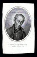 Incisione: B. POMPILIO M. PIRROTTI - P. Proia Inc. - XIX Sec. - RI-INC006 - Religione & Esoterismo