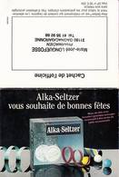 Calendrier °° 1993 - Pharma 31 - Longuefosse - Pub Alka Seltzer - 7x10 - Calendari