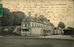 N°1984 RRR DID 4 HOUDAIN CHATEAU DE RANCHICOURT - France