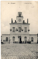 FRUGES - L' Hotel De Ville  (114683) - Fruges