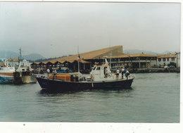 """PHOTO 14.3/9.5.CMS CANOT DE LA SNSM """" PIERRE LOTI """" EN 09/1988 .ST JEAN DE LUZ.T.B.ETAT .A SAISIR .PETIT PRIX. - Barche"""