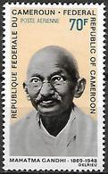 CAMEROUN    -   Poste Aérienne   -   1968  . Y&T N° 126 **.  Le Mahatma GANDHI - Kameroen (1960-...)