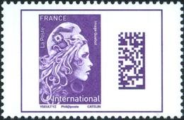 France N° 5291 ** Marianne L'Engagée - Lettre Internationale - France