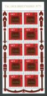 Bund: Tag Der Briefmarke MiNr. 1023 KB Kleinbogen 1979 ** Postfrisch / MNH / Neuf - BRD
