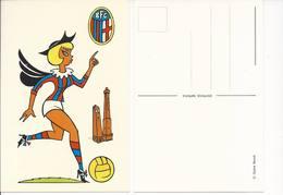 Bologna - Calcio Football - H5302 - Football
