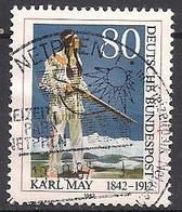 Deutschland  (1987)  Mi.Nr.  1314  Gest. / Used  (1fg31) - [7] República Federal