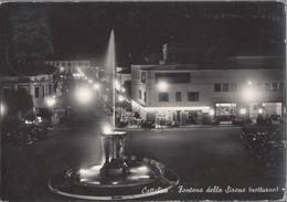 Cattolica - Fontana Della Sirena - Notturno - Rimini - H5303 - Rimini