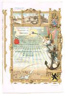 1904 Compagnie Des Installations Maritimes De Bruges (blankette, Zie Beschrijving). - Zonder Classificatie