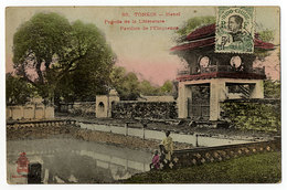 Frankreich, Indochina,Vietnam, Tonkin  Hanoi  5c - Storia Postale