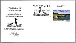 PARQUE NATURAL DE LAS LAGUNAS DE RUIDERA. SPD/FDC Madrid 2007 - Protección Del Medio Ambiente Y Del Clima