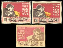 Vietnam Du Sud 1966  YT 298 ; Mi# 372 **  MNH  Paire Dont Une Avec Variete Impression Recto-verso - Vietnam