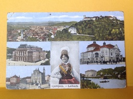 Ljubljana,Laibach,slovenia - Slovénie
