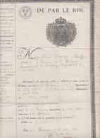 PASSEPORT DE 1826 - LA WANTZENAU - (BAS-RHIN) - PIÈCE UNIQUE - Historical Documents