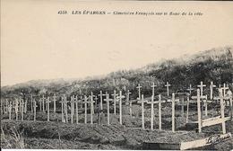 Les Eparges - Cimetière Français Sur Le Flanc De La Côte - Francia