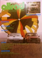CA158 Autozeitschrift Allrad Magazin, Nr. 1/1981, Porsche Carrera, Audi Quattro, Puch G, Neuwertig - Auto & Verkehr