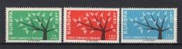 (B) Turkije CEPT 1843/1845 MNH** - 1962 - Europa-CEPT