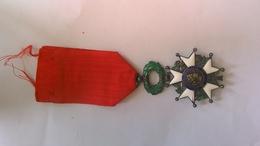 Croix De Chevalier De La Légion D'honneur 1870 - Frankrijk