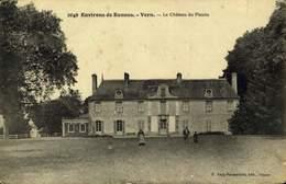 35 VERN / LE CHATEAU DU PLESSIS / A 470 - Autres Communes