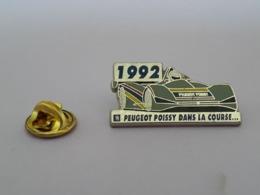 PINS Peugeot POISSY - 1992 - Peugeot