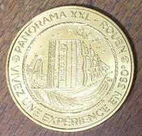 76 SEINE-MARITIME ROUEN PANORAMA XXL MÉDAILLE MONNAIE DE PARIS 2019 JETON MEDALS TOKENS COINS - Monnaie De Paris