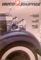 CA164 Autozeitschrift Auto Journal, Sonderteil Stern Nr. 38/1980, Renault Fuego, BMW 320 Und 323i, - Auto & Verkehr
