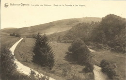AUBY Sur SEMOIS - La Vallée Des Alleines - Route De La Cornette à Les Hayons - N'a Pas Circulé-Coll. De L'Hôtel St-Remac - Bertrix