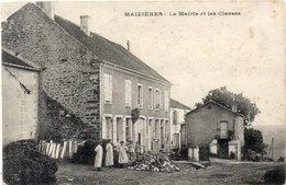 MAIZIERES - La Mairie (735 ASO) - Autres Communes
