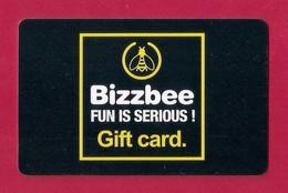 Carte Cadeau.   Bizzbee.   Gift Card. - Cartes Cadeaux