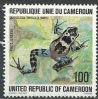 "Cameroun Aerien YT 281 (PA) "" Grenouille "" 1978 Neuf** - Kameroen (1960-...)"