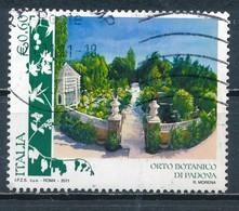 °°° ITALIA 2011 - ORTO BOTANICO DI PADOVA °°° - 1946-.. République