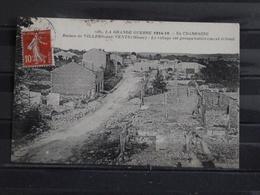 Z17 - 55 - Grande Guerre 1914-16 - Ruines De Villers Aux Vents - Autres Communes