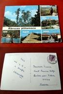 (FG.W31) ABRUZZO - PITTORESCO - VEDUTE VEDUTINE (SCANNO, ROCCARASO, AVEZZANO, CHIETI, SULMONA) - Italy