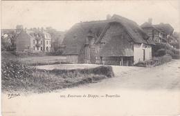 CPA Dept 76 POURVILLE Environ De Dieppe - France