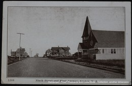 Avalon New Jersey Wells Memorial Presbyterian Church Ninth Street And First Avenue - Etats-Unis
