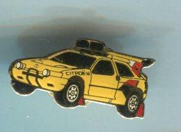 Pin's - VOITURE Rallye Citroën - Rallye