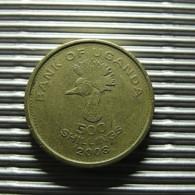 Uganda 500 Shillings 2008 - Uganda