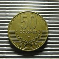 Costa Rica 50 Colones 1997 - Costa Rica