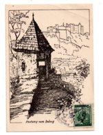 Festung Vom Imberg - 1946-- Voir état - 1945-60 Lettres