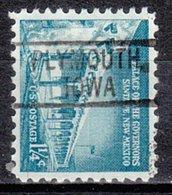 USA Precancel Vorausentwertung Preo, Locals Iowa, Plymouth 802 - Vereinigte Staaten