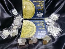 Colección. Las Monedas De La Historia De España. La Tribuna - Specimen