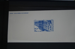 France:Document De La Poste, Reprise Du Timbre N°3252 - Documents Of Postal Services
